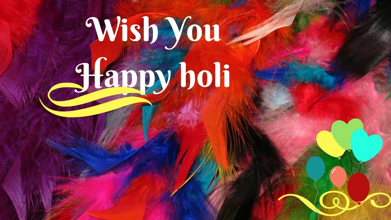Image result for Best Happy Holi Greeting Message For Facebook 2018