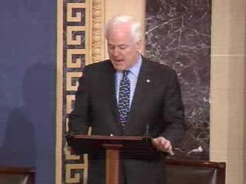Cornyn on Iraq Resolution -- Floor Speech