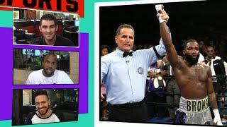 Adrien Broner Wants Nate Diaz on Floyd Mayweather Vs. Conor McGregor Undercard | TMZ Sports