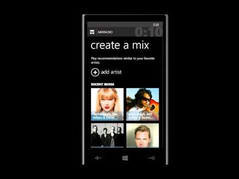 Lumia Best Music App Part 1