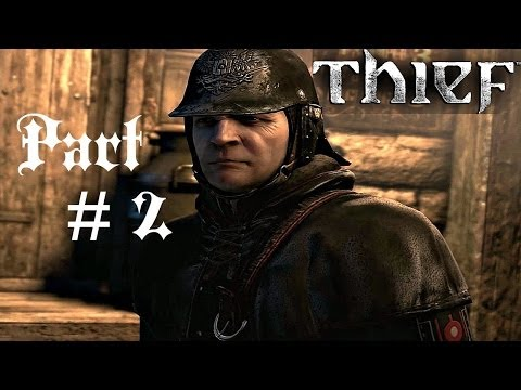Let's Play Thief - Part 2 (Chapter 1: Lockdown / Jeweller's Shop / Jewelled Mask) Gameplay