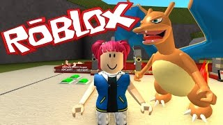 Roblox! | POKEMON TYCOON! | CHARIZARD! SCELGO TE! | Amy Lee33