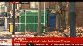 8-9-2011 BBC News London Riots Report