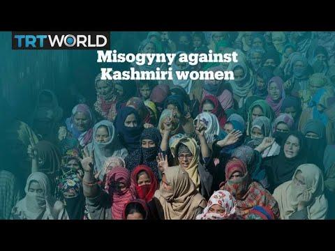Indian politicians and public target Kashmiri women with misogynistic slurs