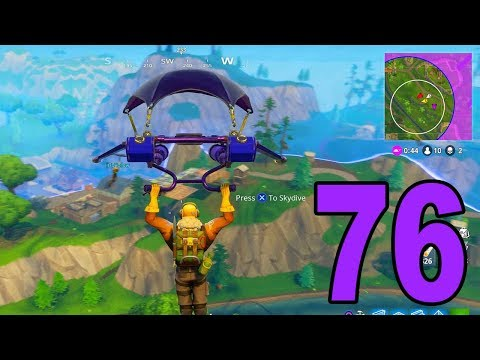 THE EASIEST GAME EVER! - Fortnite: Battle Royale (Part 76)