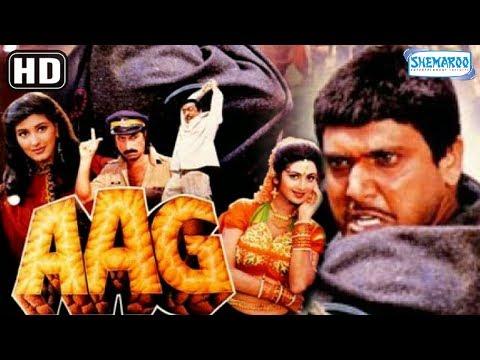 Aag (1994){HD} -  Govinda | Sonali Bendre...