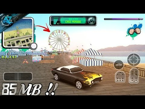 [85 MB] Gangster West Coast Hustle Super Compressed For Android 2018 !! [Must Watch]