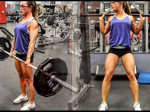 The PERFECT Leg Workout for Women
