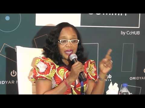 SocialChange Summit - DISCOVERY: Identifying and nurturing social innovators in Nigeria (Panel)