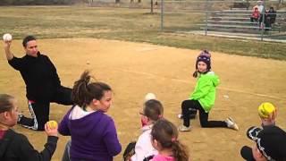intro to softball pitching 8u