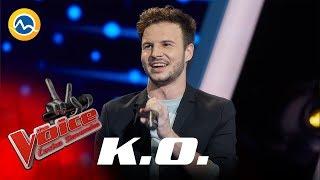 Patrik Zoul - Demons (Imagine Dragons) - K.O. 3 - The VOICE Česko Slovensko 2019 Video