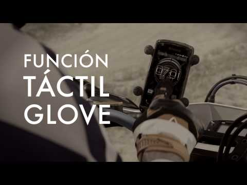 TORQUE KC-S701 Glove Touchscreen Operation(Spanish Version)