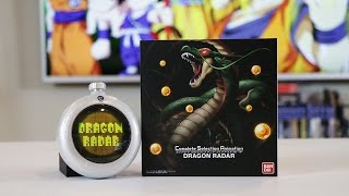 AWESOME REAL LIFE DRAGON BALL DRAGON RADAR!