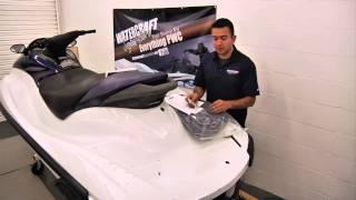 BlackTip Jetsports Yamaha Traction Mats FX 140//160 FX Cruiser 2002-2008