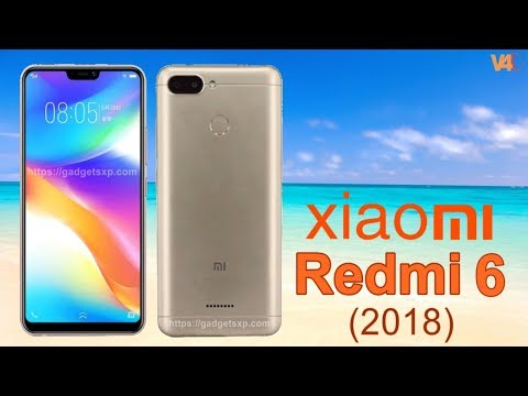 Xiaomi Redmi 6 Release Date, First Look, Features, Specifications, Camera, Launch