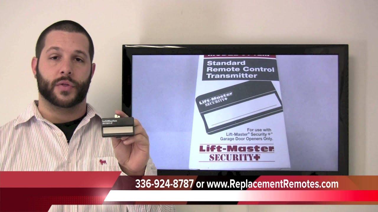 Access Master 971lm Garage Door Opener Replacementremotes