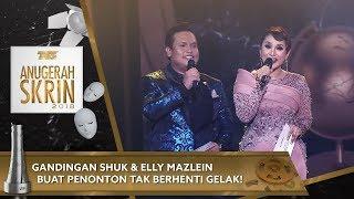 Gandingan Shuk & Elly Mazlein buat penonton tak berhenti gelak! | #ASK2018 MP3