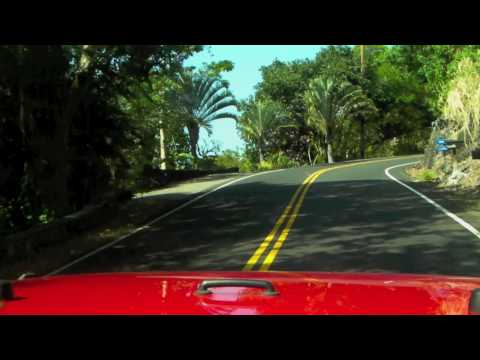 Big Island Hawaii. Part 45. Round the Belt.