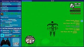 GTA San Andreas CHAOS MOD Speedrun Part 4 - Hugo_One Twitch Stream - 12/7/2019