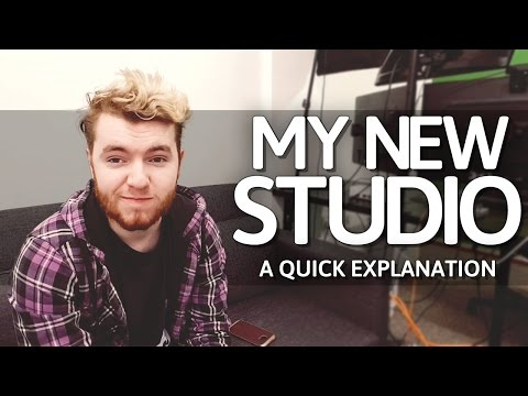 My New Studio | A Quick Explanation