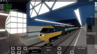 Railways Unlimited - Class 43 review - Roblox