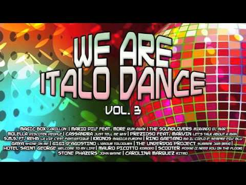 WE ARE ITALODANCE Vol.3 | La migliore Dance mixata degli ann