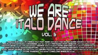 WE ARE ITALODANCE Vol.3 | La migliore Dance mixata degli anni 90 e 2000!!!