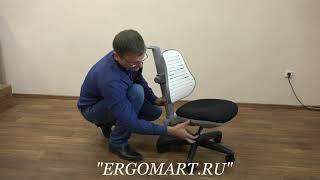 Детское компьютерное кресло Conan обзор