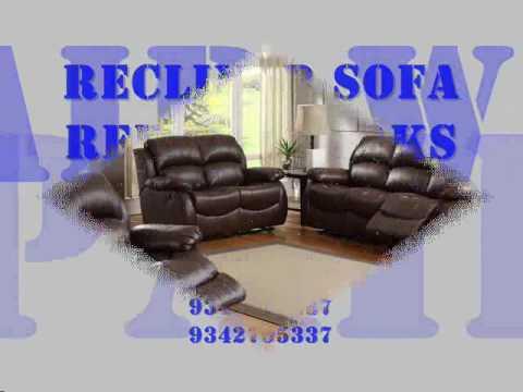 Recliner Sofa Repair Bangalore You