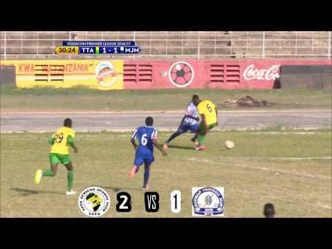 Ligi Kuu Ya Tanzania/ Majimaji Football Club VS Toto African