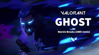 Marvin Brooks - Ghost (2WEI remix Hog Hunt O.S.T.) Valorant Cinematics fan REMASTER