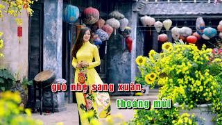 Mùa Xuân Của Mẹ - Duy Khánh - Karaoke
