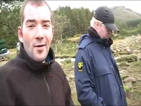 Team Building with Homeless People in Scottish Highlands