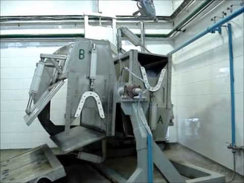 Modern Slaughter Line Machinery And Equipment Meatek
