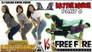 Download Mp3 Entah Apa Yang Merasukimu Versi Free Fire Vs Pubg - Dj Gagak - Battle Dance