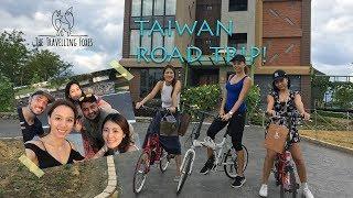 Friends Go On A Road Trip In Taiwan!  Taipei & Yilan  Vlog 13