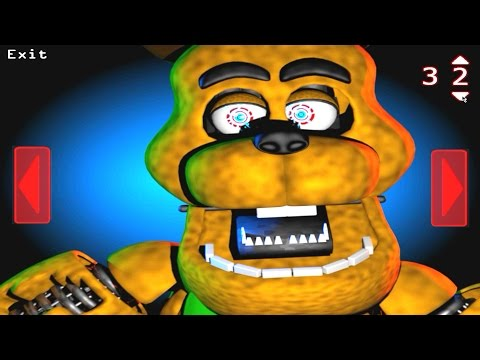 Five Nights at Freddy's: Evolution EXTRAS + SECRET Animatronic