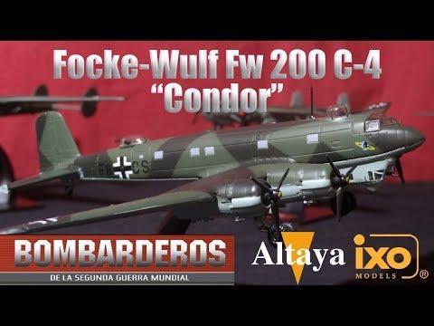 Focke-Wulf Fw 200 C-4