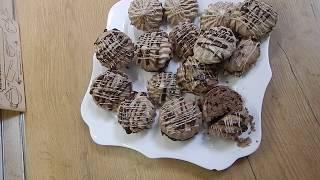 Шоколадные безе. Рецепт безе. Меренга. Самые вкусные. Просто и быстро. Сhocolate meringues