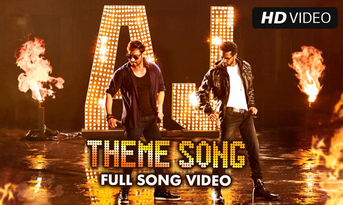 Download AJ Theme (Unseen Song) | Action Jackson | Ajay Devgn, Prabhu Dheva, Sonakshi Sinha, Manasvi