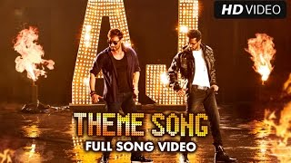 AJ Theme Song - Full Video | Action Jackson | Ajay Devgn, Prabhu Dheva, Sonakshi Sinha, Manasvi