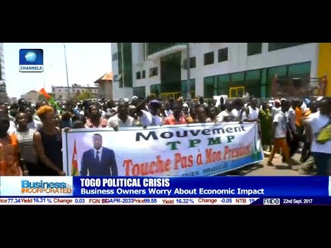 Business Owners Concerned About Impact Of Togo Political Crisis |Business Incorporated|