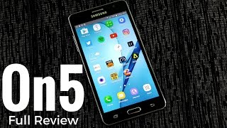 Samsung Galaxy On5 Full Review