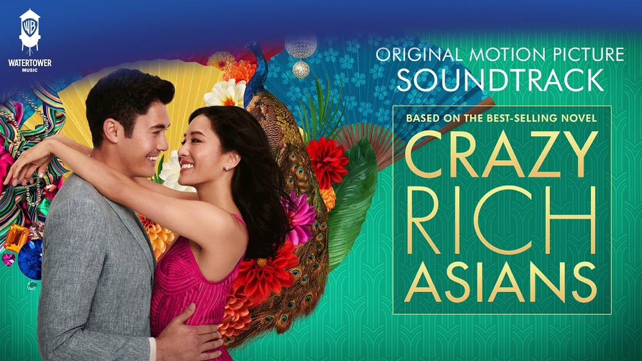 Crazy Rich Asians Official Soundtrack | Vote - Miguel (Produced by Mark Ronson) | WaterTower