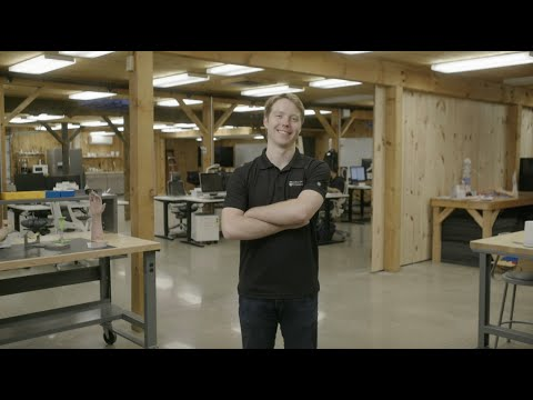 Easton LaChappelle's Story: Advancing Affordable and Accessible Prosthetics