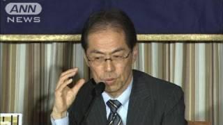 「電力会社が政官財支配」経産省官僚が痛烈批判(11/06/22)