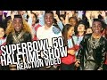COLDPLAY BEYONCE BRUNO MARS | SUPERBOWL HALFTIME SHOW PERFORMANCE | MARK SUKI REACTION VIDEO