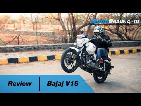 Bajaj V15 Review | MotorBeam