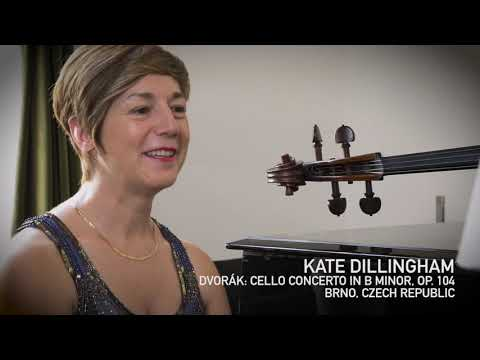 Dvorak Cello Concerto in B minor, Op. 104 - Kate Dillingham, cello & the Brno Philharmonic