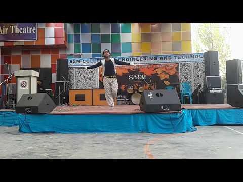 Best performance by tajamul in SSM